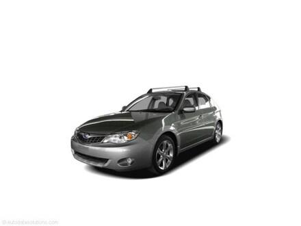 2008 Subaru Impreza Outback Sport Outback Sport Hatchback