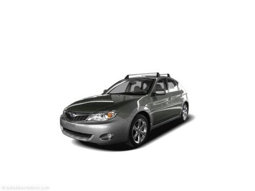 2008 Subaru Impreza Outback Sport Hatchback