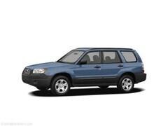 2008 Subaru Forester X Wagon