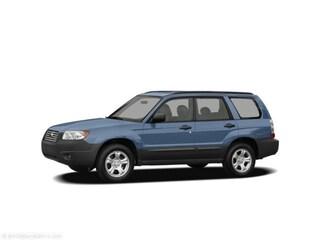 Used Subaru 2008 Subaru Forester 2.5 X SUV JF1SG63668H715715 in Redding
