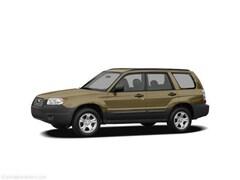 Bargain  2008 Subaru Forester 2.5X SUV 8G711113 CIncinnati, OH