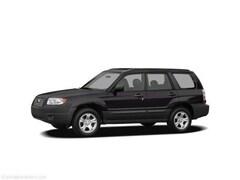 2008 Subaru Forester 2.5 X Premium Package AWD 2.5 X Premium Package  Wagon 4A