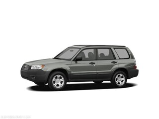 Used 2008 Subaru Forester 2.5 X w/Premium Package SUV 381881A in Marysville, WA