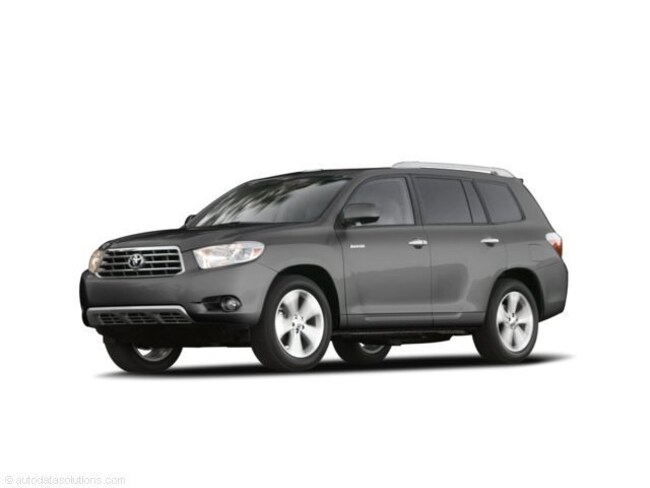 Used 2008 Toyota Highlander FWD 4dr Limited Sport Utility in Concord, CA