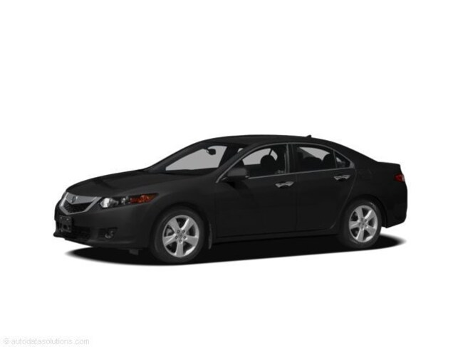 2009 Acura TSX Technology Sedan for sale in Cary NC