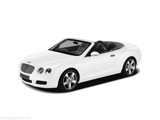 2009 Bentley Continental GTC Base Convertible