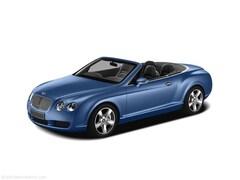 2009 Bentley Continental GT Speed Convertible