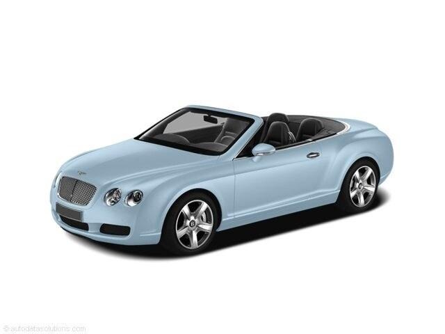 2009 Bentley Continental GTC 2DR Convertible
