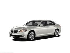 2009 BMW 7 Series 750i Sedan