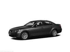 2009 BMW 5 Series 528i Sedan