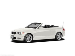 2009 BMW 1 Series 135i Convertible
