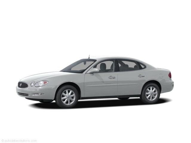 2009 Buick LaCrosse Sedan