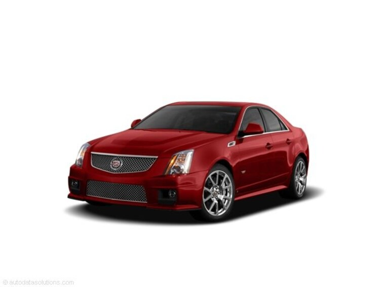 Used 2009 Cadillac Cts V Base For Sale In The Philadelphia Area