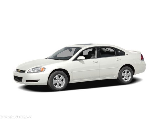 used 2009 Chevrolet Impala LT w/3.5L Sedan in herrin IL