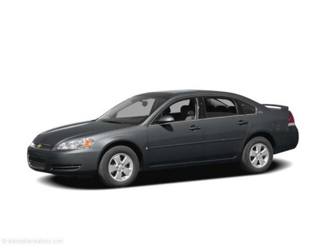 2009 Chevrolet Impala LT w/3.5L Sedan