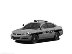 2009 Chevrolet Impala 4dr Sdn Police Sedan
