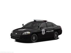 Used 2009 Chevrolet Impala Police Sedan Missoula, MT