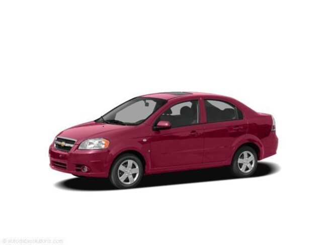 Pre-Owned 2009 Chevrolet Aveo BASE Sedan for sale in Washington, NC