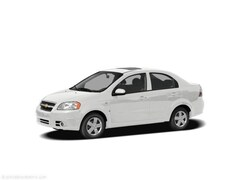 Used 2009 Chevrolet Aveo Sedan San Angelo, TX