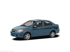 2009 Chevrolet Aveo 1LT Sedan