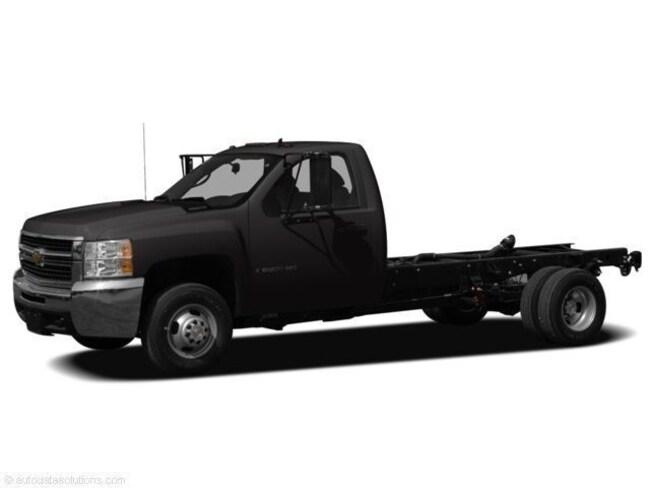 2009 Chevrolet Silverado 3500HD Work Truck Truck