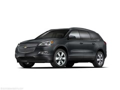 Used 2009 Chevrolet Traverse LTZ SUV for sale in Gallipolis, OH