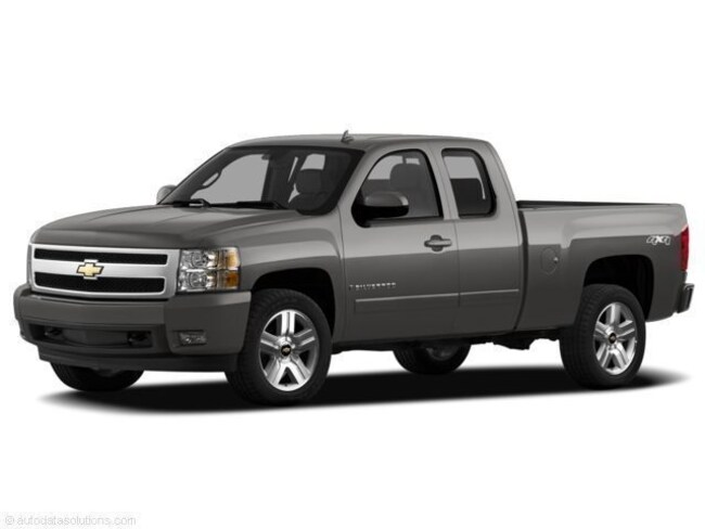 used 2009 Chevrolet Silverado 1500 LT Truck Extended Cab for sale lowell, MI