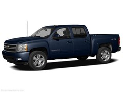 Used 2009 Chevrolet Silverado 1500 Truck Crew Cab under $16,000 for Sale in Roswell
