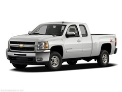 Used 2009 Chevrolet Silverado 2500HD Truck Extended Cab for sale in Manorville