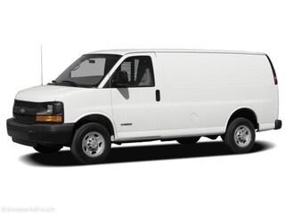 2009 Chevrolet Express 3500 Work Van Van Cargo Van Used Car For Sale in Jeffersonville, IN