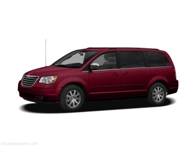 Used 2009 Chrysler Town & Country Touring Wagon Butler, OH