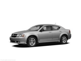 2009 Dodge Avenger SE Sedan