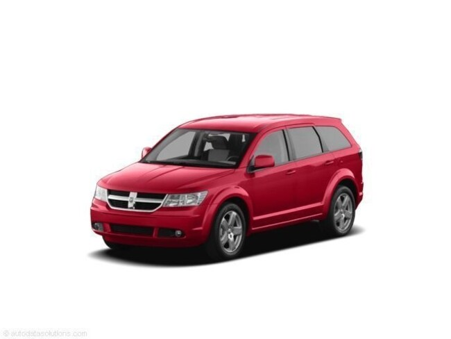 Used 2009 Dodge Journey SXT SUV for sale in Cooperstown, ND