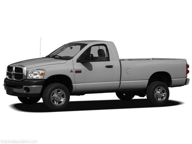 2009 Dodge Ram 2500 Truck Regular Cab