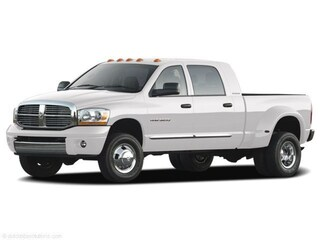 2009 Dodge Ram 3500 SXT/SLT Truck Mega Cab