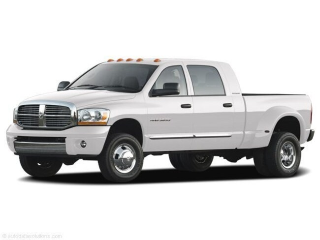 Used 2009 Dodge Ram 3500 SLT 4WD Mega Cab 160.5 SLT For Sale Del Rio, Texas