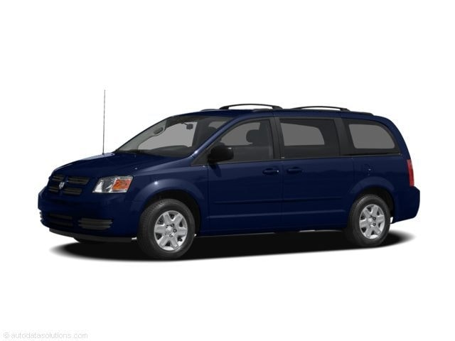 2009 Dodge Grand Caravan SXT Van Passenger Van