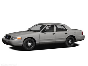 2009 Ford Crown Victoria Police Interceptor w/3.27 Axle