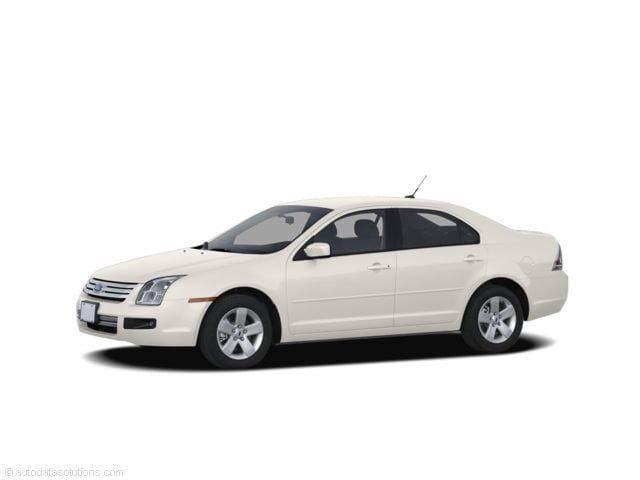 2009 Used Ford Fusion Se For Sale Troy Oh Near Dayton Stock