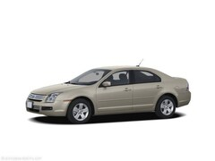 Used vehicles 2009 Ford Fusion SEL Sedan for sale near you in West Bountiful, UT