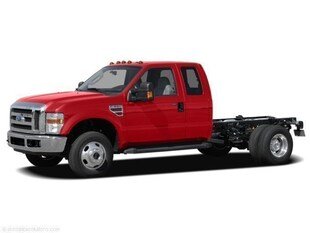 2009 Ford Super Duty F-550 DRW Truck Super Cab