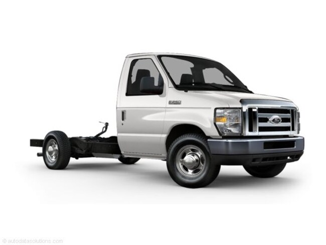 2009 Ford Econoline 350 Cutaway Base Chassis Truck