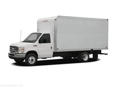 2009 Ford Econoline 450 Cutaway Base DRW Chassis Truck