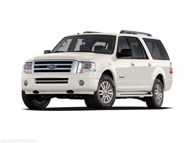 2009 Ford Expedition EL Limited 4WD  Limited
