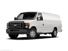 2009 Ford E-350 Super Duty Commercial Van Extended Cargo Van