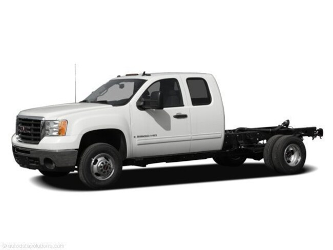 2009 GMC Sierra 3500HD Chassis Truck Extended Cab