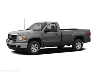 Bargain 2009 GMC Sierra 1500 WORK TRUCK VERY LOW MILES CLEAN CARFAX TWO OWNERS Pickup Truck 14866B for sale near you in Ardmore, OK