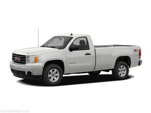 2009 GMC Sierra 1500 Work Truck Truck Regular Cab