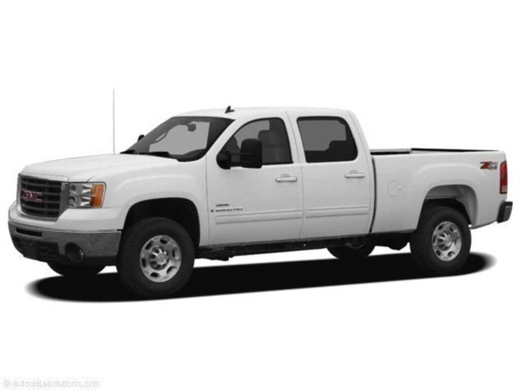 Used 2009 GMC Sierra 2500HD For Sale at Janssen Auto Group
