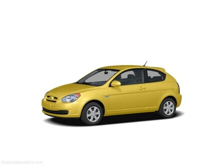 2009 Hyundai Accent GS Hatchback